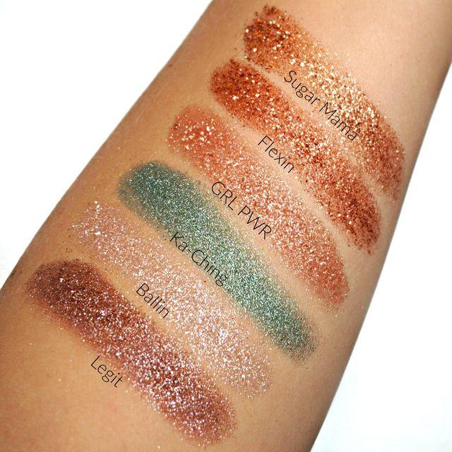 Pigments in a box Eyeshadow - GRL PWR